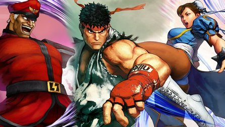 Street Fighter 5 - Umfangreiche Patch Notes der Arcade Edition
