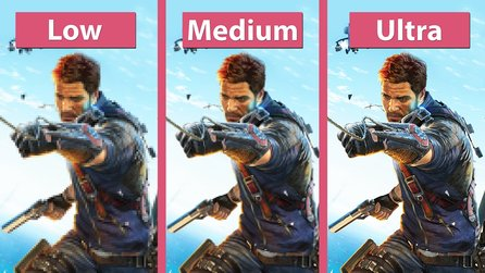 Just Cause 3 - Alle Grafik-Optionen der PC-Version im Vergleich