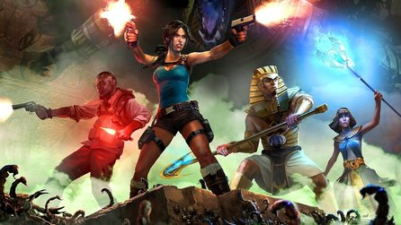 Lara Croft and the Temple of Osiris - Multiplayer-Special: Das beste Koop-Spiel des Jahres?