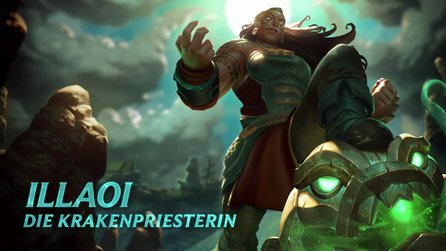 League of Legends - Champion-Spotlight: Illaoi, die Krakenpriesterin