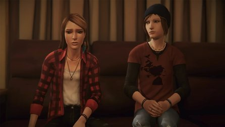 Life is Strange: Before the Storm - Neuer Trailer stimmt auf finale Episode Hell is Empty ein