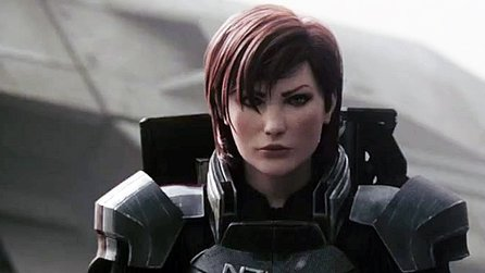 Mass Effect 3 - »Take Earth Back«-Trailer mit weiblicher Shepard