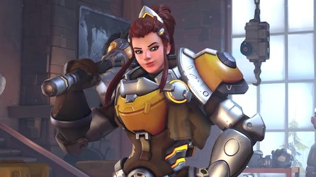 Overwatch - Brigitte zum Launch im Gameplay-Trailer