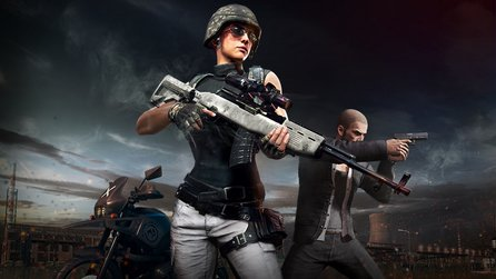 Playerunknown's Battlegrounds - Neues Gameplay aus dem dreisten China-Klon mit Terminator-Lizenz