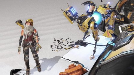 ReCore - Gamescom-Trailer kündigt Definitive Edition an
