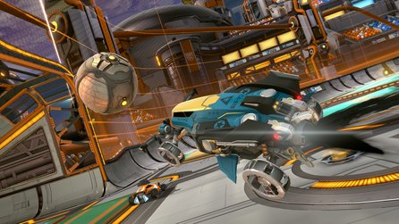 Rocket League - Trailer zum Starbase Arc-Update zeigt neue Map, Custom-Trainings & mehr