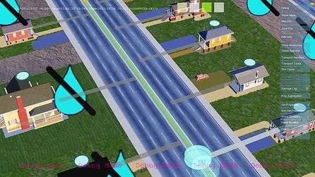 SimCity - Video zur GlassBox Engine: Wasserversorgung