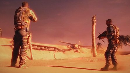 Spec Ops: The Line - Vorschauvideo zum Wüsten-Shooter