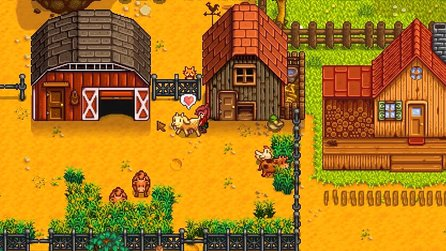 Stardew Valley - Gameplay-Trailer