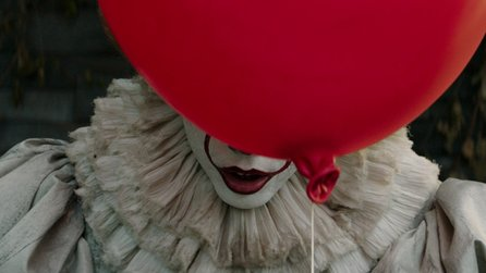 Stephen Kings Es - Gruseliger Trailer bringt Horror-Clown Pennywise zurück