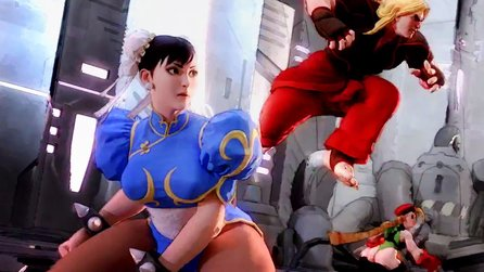 Street Fighter 5 - Launch-Trailer zum Fighting Spiel