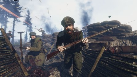 Tannenberg - Release-Trailer zum Early-Access-Start