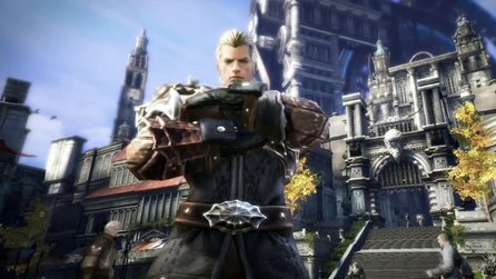 TERA - Intro-Video zum Fantasy-MMO mit Unreal 3 Engine