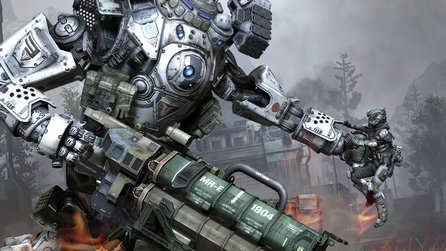 Titanfall - Test-Video zum Multiplayer-Mech-Shooter