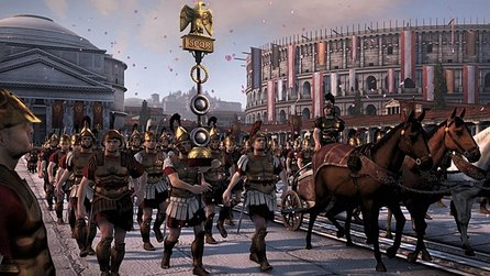 Total War: Rome 2 - Vorschau-Video zum Strategiespiel