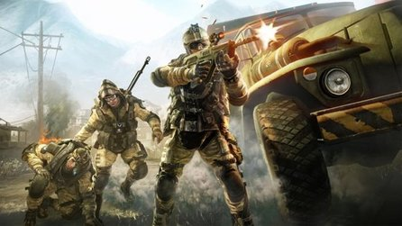Warface - Vorschau-Video zu Cryteks Free2Play-Shooter