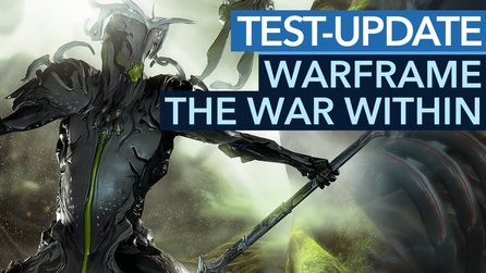 Warframe - The War Within - Test-Video zum neuen Update des abgedrehten Free2Play-Spiels