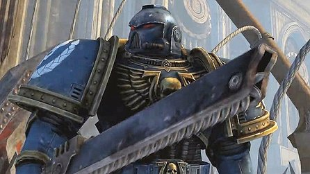 Warhammer 40k: Space Marine - E3-2010-Trailer mit Gameplay-Szenen