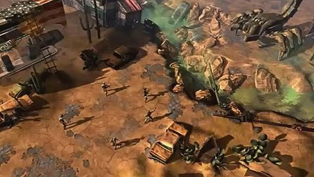 Wasteland 2 - Gameplay-Video zum Endzeit-Rollenspiel