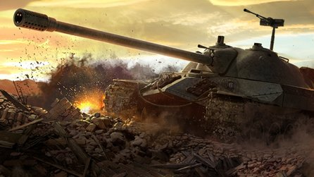 World of Tanks - Test-Video zur Panzer-Action