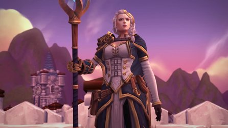 World of Warcraft: Battle for Azeroth - Blizzard erklärt, was mit den Artefaktwaffen aus Legion passiert