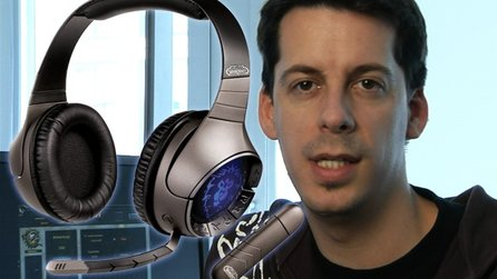 Creative Sounblaster World of Warcraft Wireless Headset - So funktioniert der Stimmverzerrer