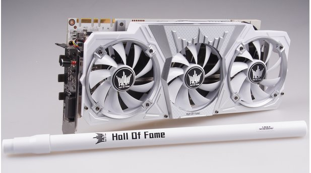 KFA² Geforce GTX 1080 HoF