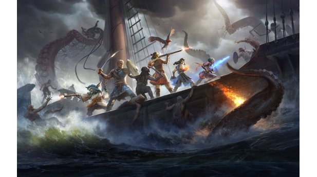 Pillars of Eternity 2: Deadfire - Artworks