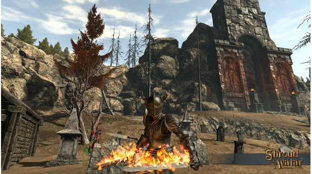 Shroud of the Avatar: Forsaken Virtues - Screenshots von der E3 2015