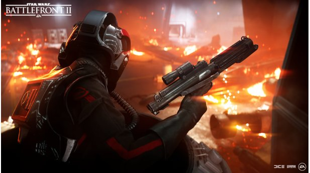 Star Wars: Battlefront 2 - Screenshots aus der Kampagne