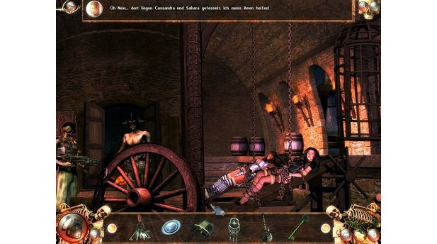 <b>The Rockin' Dead</b><br>2D-Screenshots aus der Test-Version