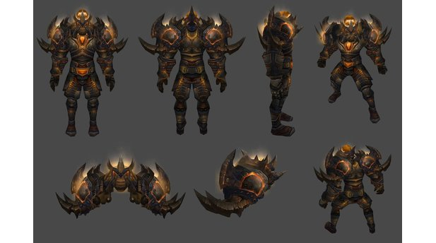 World of Warcraft: Krieger-Set Arena Saison 8