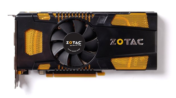 Zotac Geforce GTX 560 Ti AMP!