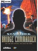 Cover zu Star Trek: Bridge Commander