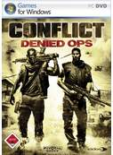 Cover zu Conflict: Denied Ops