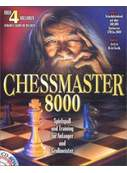 Cover zu Chessmaster 8000