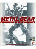 Cover zu Metal Gear Solid