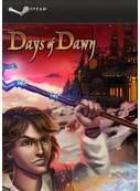Cover zu Days of Dawn