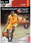 Cover zu DSF Basketballmanager 2008