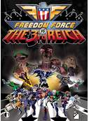 Cover zu Freedom Force vs. The Third Reich