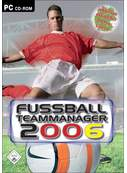 Cover zu Fussball Teammanager 2006
