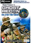 Cover zu Ghost Recon: Island Thunder