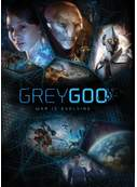 Cover zu Grey Goo