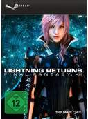 Cover zu Lightning Returns: Final Fantasy 13