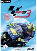 Cover zu MotoGP 3: Ultimate Racing Technology