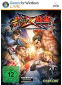 Cover zu Street Fighter X Tekken
