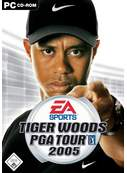 Cover zu Tiger Woods PGA Tour 2005