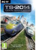 Cover zu Train Simulator 2014