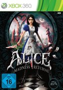 Cover zu Alice: Madness Returns - Xbox 360