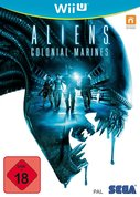 Cover zu Aliens: Colonial Marines - Wii U